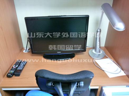 山东大学 韩国留学班 最新宿舍内部照片大公开